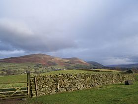 The Howgill Fells, Sedbergh © Robin Kevan