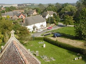 From church tower © Mike Jewell