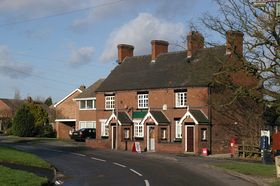The village post office and stores © John Taylor