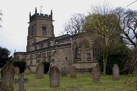 Slingsby Church © Dennis Lound