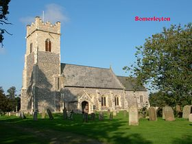 St.Mary's Church © Peggy Cannell
