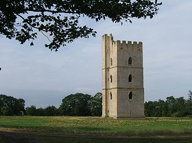 Kyme Tower (14th Century) © Peter Bettis