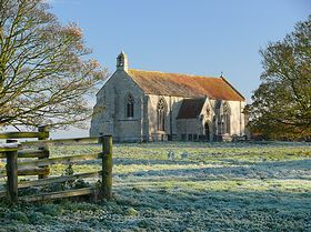 The Church of St Mary and All Saints, South Kyme © Peter Bettis