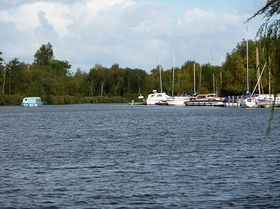 Norfolk Broads ©  Peggy Cannell