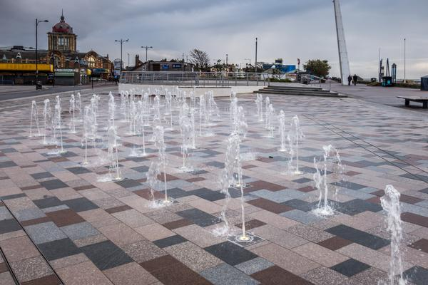 Southend Sea Front Fountain
