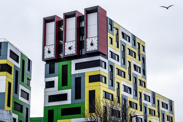 Student Accommodation at the University of Essex, Southend on Sea
