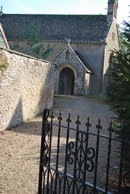 Village Church © Ellen-Diane Taylor