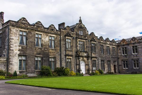 Historic Buildings in St. Andrews, Scotland