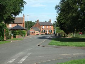 Village Centre © Dave Smith