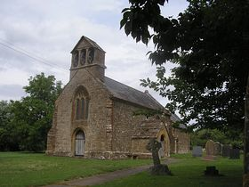 Stocklinch St Mary Magdalene Church © Rod Morris