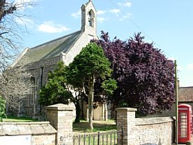 Stoke Ferry Church © Christine Wilson