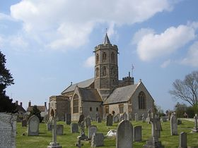St Gregory's Church © Rod Morris