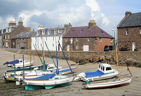 View of Stonehaven © John McLeish www.images-scotland.com