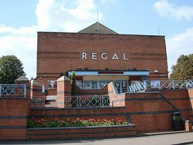 Regal Cinema © Dawn Easter