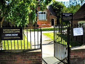 Free Family History Resource Centre and local folk museum © Robert Haywood