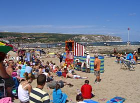 A Summers Day, Swanage © Jeanette Cox