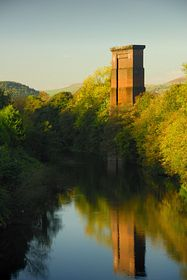 View of Taff's Well © Richard Downs