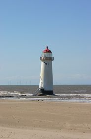 Lighthouse at Talacre © Dale Miles