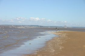 Beach at Talacre © Dale Miles