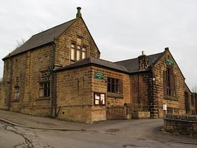 Village Hall (built 1843) © Chris Knightley