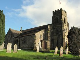 Holy Trinity Church (built 1841) © Chris Knightley