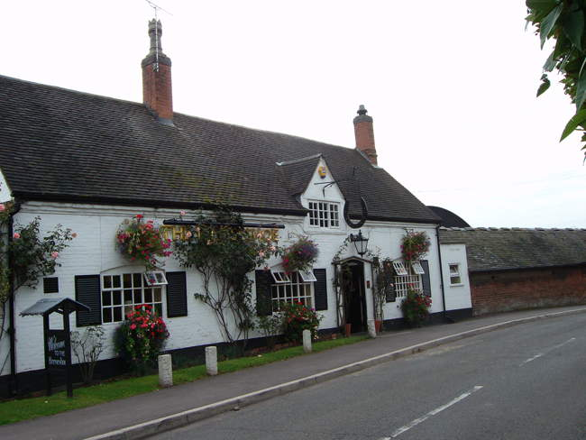 The Horseshoe Inn dates from 15th century © Shirley Leedham