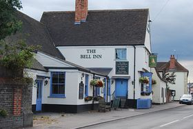 The Bell Inn © Philip Morgan
