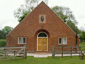Thorpe Satchville Village Hall © Melanie