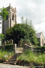 Thursby(Cumbria). St. Andrew's Church © Claus Schoenbrodt