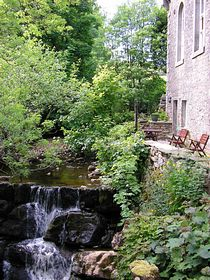 Thwaite Waterfall © Thwaitedale Cottages