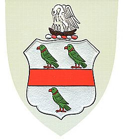 Thwing Coat-of-Arms © Phil Thwing