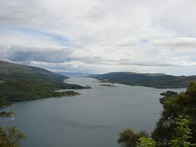 View from Tighnabruaich &copy:    Roy Williams