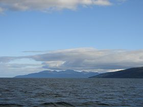 Sea-scape from Tighnabruaich &copy:    Roy Williams
