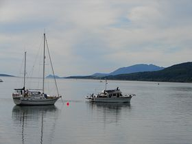 Fishing boats Tighnabruaich &copy:    Roy Williams