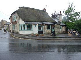 The Cross Inn Tisbury © Shelley