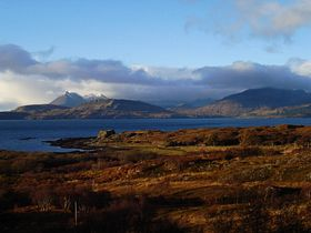 View of Tokavaig © Thomas