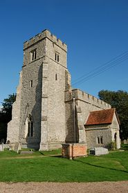 St Nicholas Church Tolleshunt D'Arcy © Julie Smith
