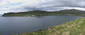 Uig Bay. May 2007 © Joanne Brockman