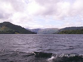 View from Ullswater Steamers  © Pat Boden