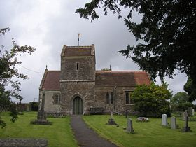 St Mary Magdalene's Church © Rod Morris