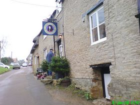 The Kings Head, Wadenhoe © M Ilett