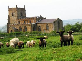 Views of Walesby Church © Les and Angela Mayne
