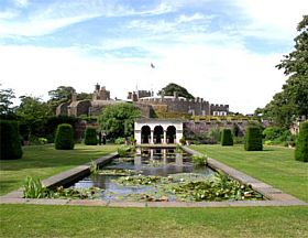 Queen Mother's Garden, Walmer Castle © Harold Wyld
