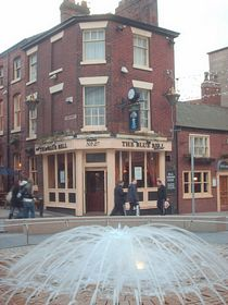 The Blue bell, Warrington © Dale Miles