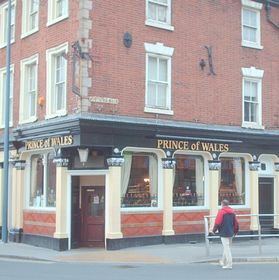 The Prince of Wales, Warrington © Dale Miles