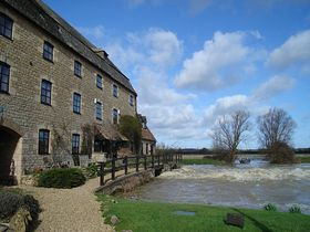 Water Newton Mill on the Nene © Jim Payler