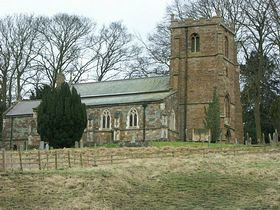 St Martins Church, Welton le Wold, ca. 2005 © Phil Reeks