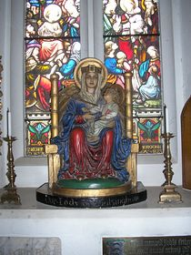Our Lady of Wallsingham © Rod Morris
