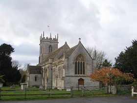St Peter's Parish Church © Rod Morris