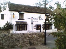 The Wensleydale Heifer - Seafood Restaurant of the Year 2007. © Alison Bishop